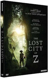 Lost city of Z (The) / James Gray, réal.   Gray, James. Metteur en scène ou réalisateur. Scénariste