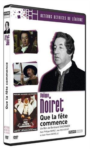 Que la fête commence / Bertrand Tavernier, réal. | Tavernier, Bertrand (1941-....). Metteur en scène ou réalisateur. Scénariste