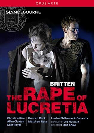 The Rape of Lucretia / François Roussillon, réal. | Roussillon, François. Metteur en scène ou réalisateur
