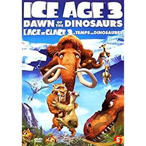 L'Age de glace 3 : Le temps des dinosaures / Carlos Saldanha, Mike Thurmeier, réal. | Saldanha, Carlos. Metteur en scène ou réalisateur