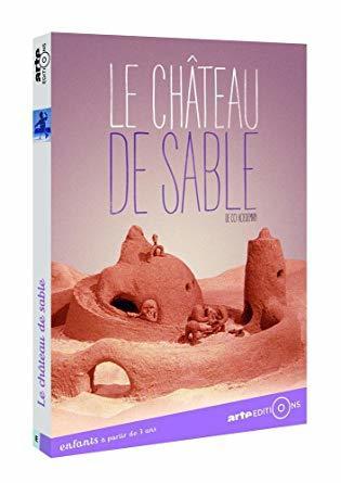 Château de sable (Le) / Co Hoedeman, réal. et scénario | Hoedeman, Co. Metteur en scène ou réalisateur. Scénariste