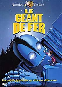 Géant de fer (Le) / Brad Bird, réal.   Bird, Brad (1957-....). Metteur en scène ou réalisateur. Scénariste