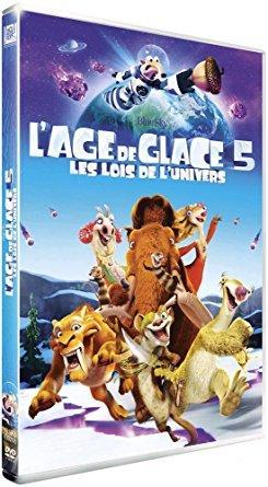 L'Age de glace 5 : Les lois de l'univers / Mike Thurmeier, Galen Tan Chu, réal.   Thurmeier, Michael (1965-....). Metteur en scène ou réalisateur