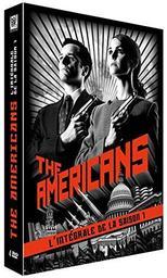 The Americans : Saison 1 / Chris Long, réal.   Long, Chris. Metteur en scène ou réalisateur