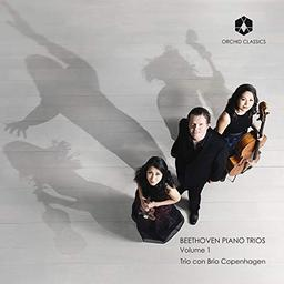 Beethoven piano trios : vol. 1 / Ludwig Van Beethoven | Beethoven, Ludwig van. Compositeur