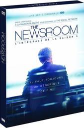 The Newsroom : Saison 3 / Anthony Hemingway, réal. | Hemingway, Anthony (0000-....). Metteur en scène ou réalisateur