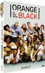 Orange is the new black : Saison 2 / Phil Abraham, réal. | Abraham, Phil. Metteur en scène ou réalisateur