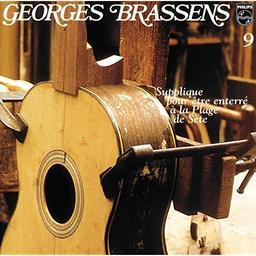 Supplique pour être enterré à la plage de Sète / Georges Brassens   Brassens, Georges. Interprète