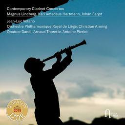 Contemporary clarinet concertos / Jean-Luc Votano, clar.   Lindberg, Magnus. Compositeur
