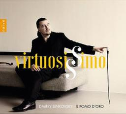 Virtuosissimo / Dmitry Sinkovsky, vl et dir.   Sinkovsky, Dmitry. Violon