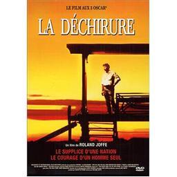 La Déchirure / Roland Joffé, réal.   Joffé, Roland (1945-....). Metteur en scène ou réalisateur