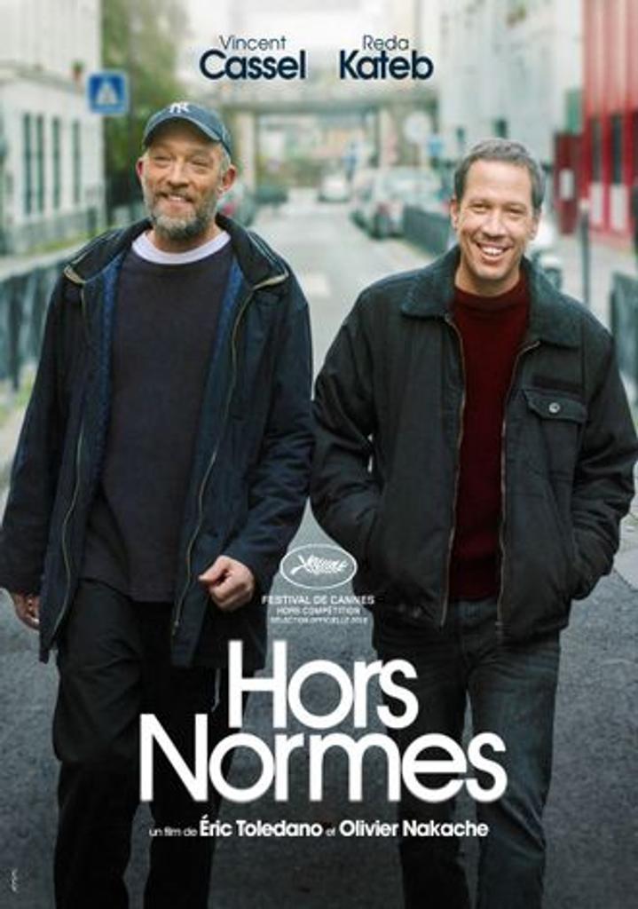 Hors normes / Olivier Nakache et Eric Toledano, réal. et scénario |