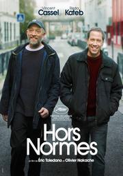 Hors normes / Olivier Nakache et Eric Toledano, réal. et scénario | Nakache, Olivier. Metteur en scène ou réalisateur. Scénariste