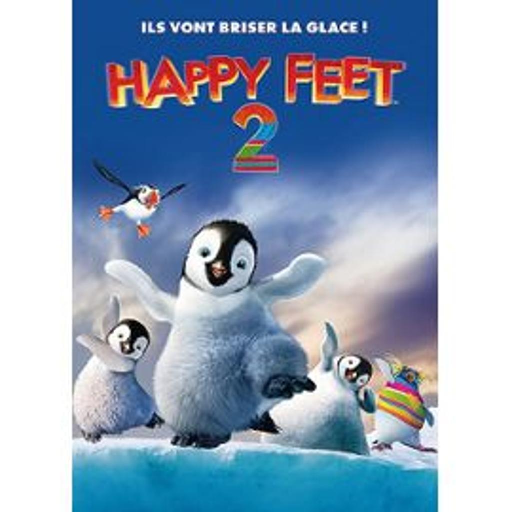 Happy feet 2 / George Miller, David Peers, Gary Eck, réal. |