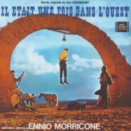Il était une fois dans l'Ouest : bande originale du film / comp. et dir. par Ennio Morricone | Morricone, Ennio. Compositeur. Chef d'orchestre