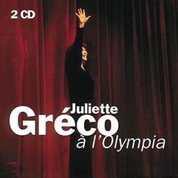 A l'Olympia / Juliette Gréco | Gréco, Juliette